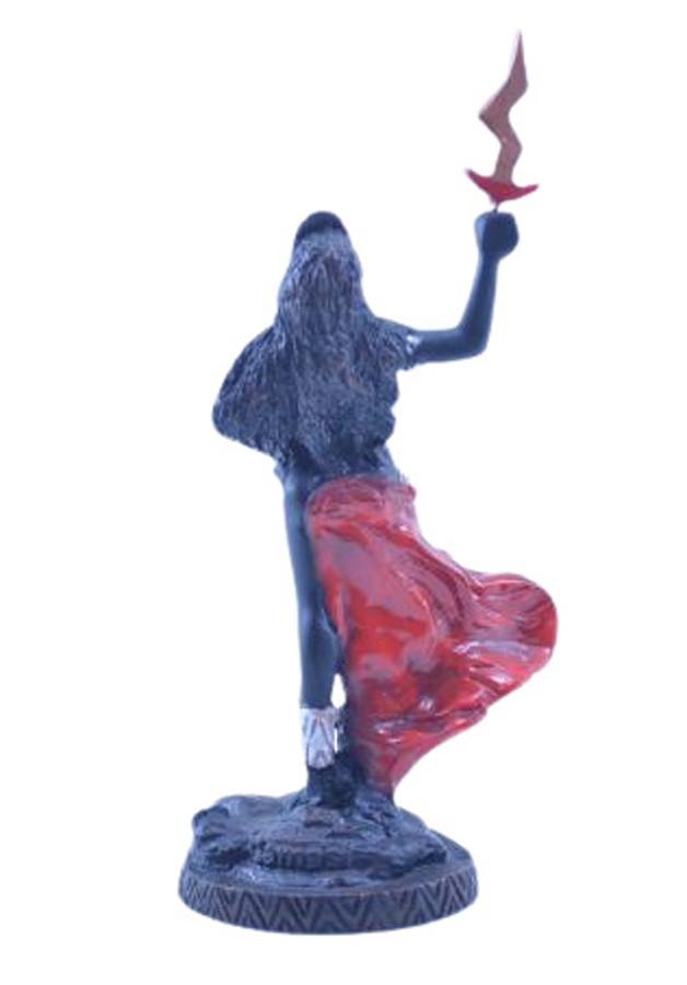 Estatua Enfeite Imagem de Iansã Pequena  - Arrivo Mobile