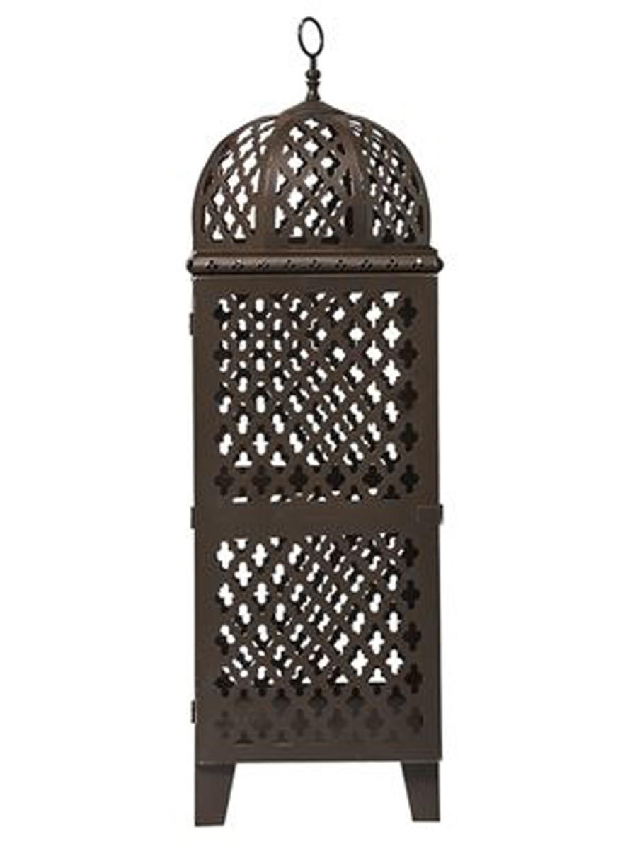 Lanterna Marroquina Casagrande 78x28x28cm  - Arrivo Mobile