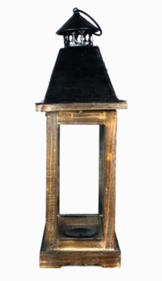 Lanterna Rangun 42x21x14cm14cm  - Arrivo Mobile