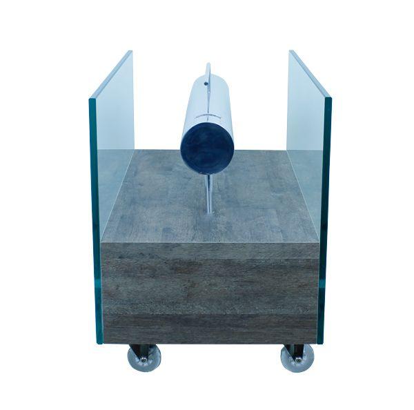 Lareira Ecológica Collfullway 60x30cm  - Arrivo Mobile