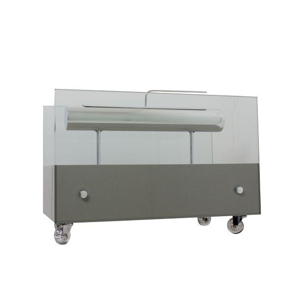 Lareira Ecológica Gianduia Fullway 60X30Cm  - Arrivo Mobile
