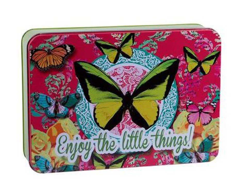 Lata Butterfly Pink  - Arrivo Mobile