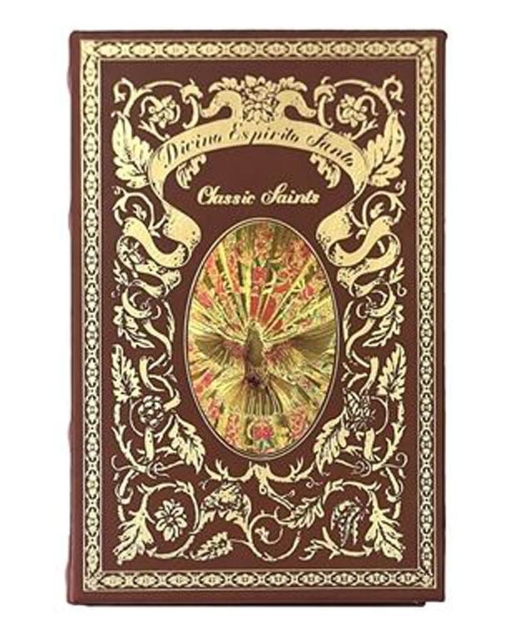Livro Caixa Book Box New Golden Espírito Santo  - Arrivo Mobile