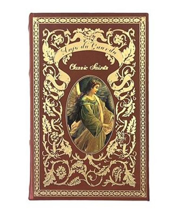 Livro Caixa Book BoxNew Golden Anjo da Guarda  - Arrivo Mobile