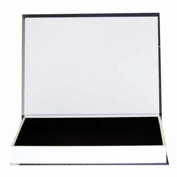 Livro Caixa Decorativo Book Parfum Essence  - Arrivo Mobile
