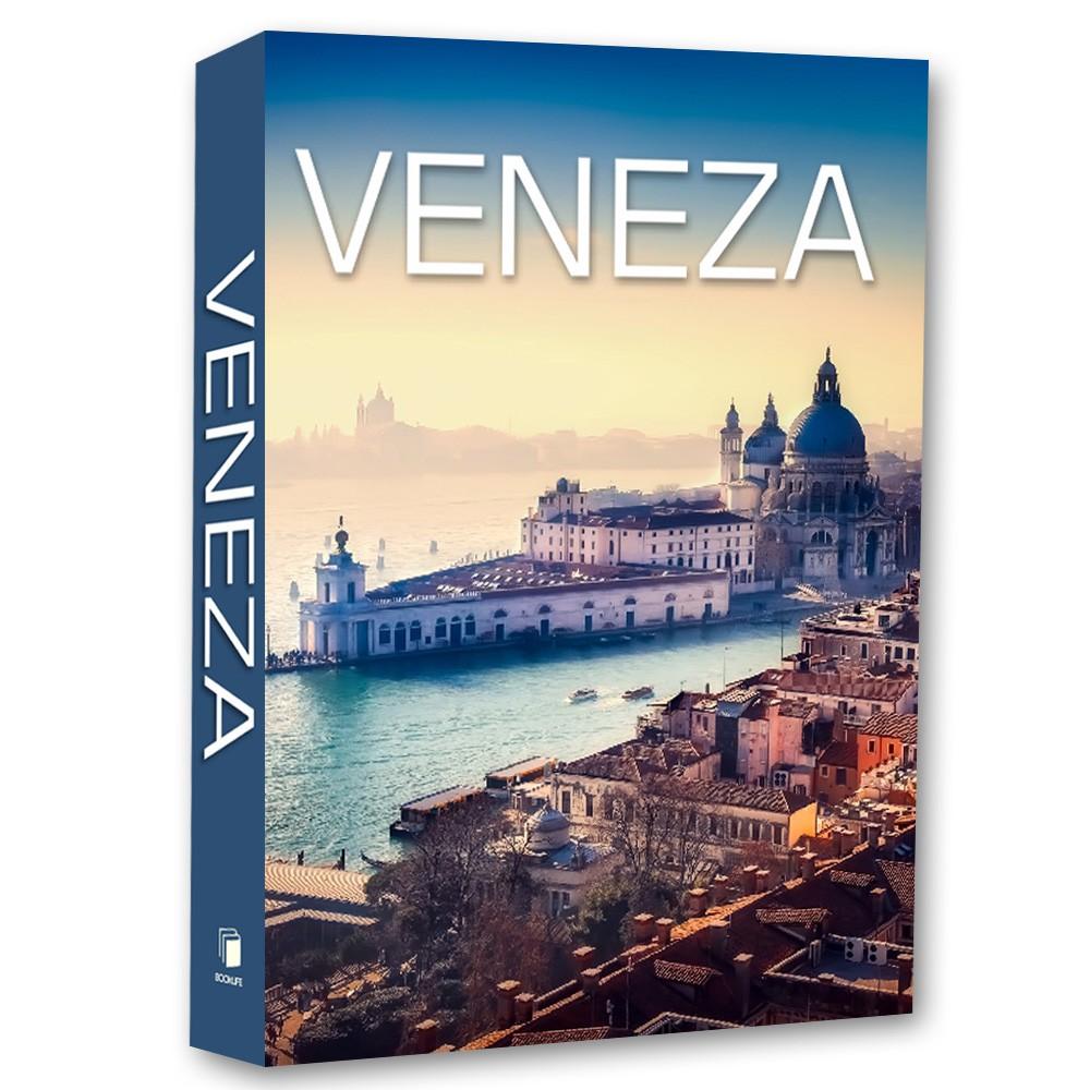 Livro Caixa Decorativo Book Veneza 36x27x5cm  - Arrivo Mobile