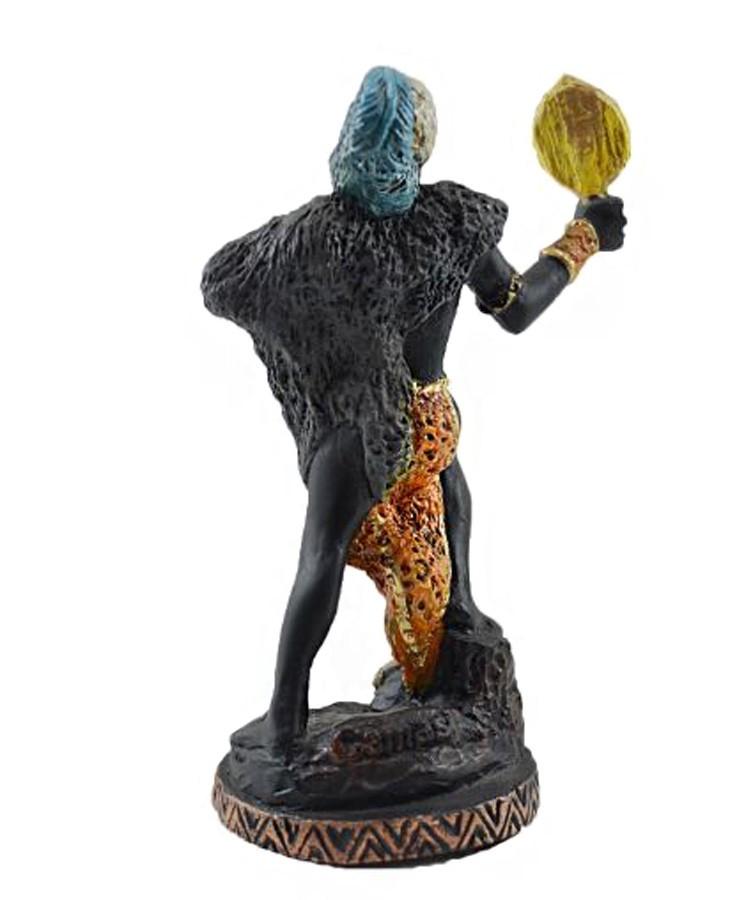 Estatua Orixá IMagem de Logunedé Pequeno  - Arrivo Mobile