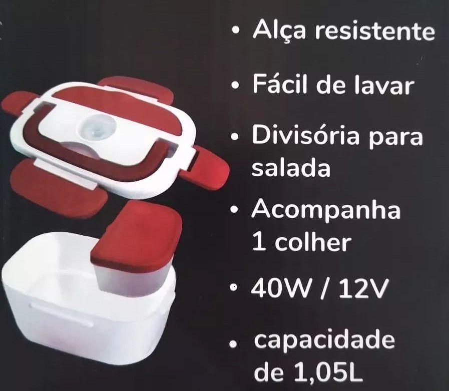 Marmita Elétrica 12v Para Carros Caminhão  - Arrivo Mobile