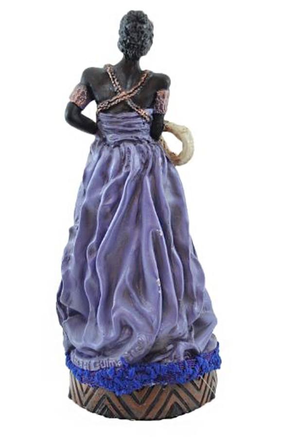 Estatua Enfeite Imagem de Nanã Média  - Arrivo Mobile