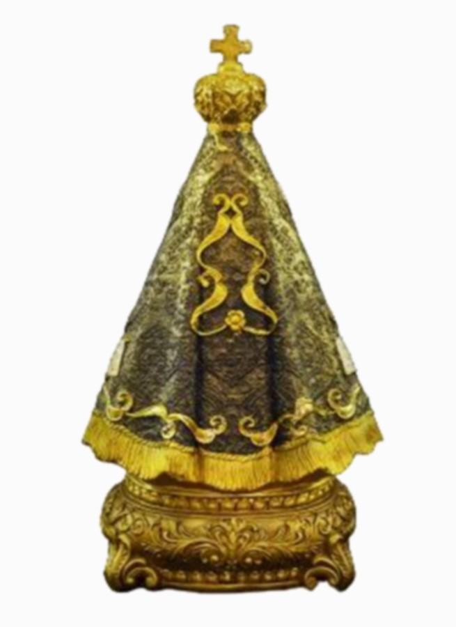Estatua Imagem de Nossa Senhora Aparecida Com Música  - Arrivo Mobile