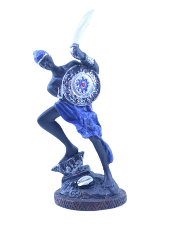 Estatua Imagem de Ogum Pequeno  - Arrivo Mobile