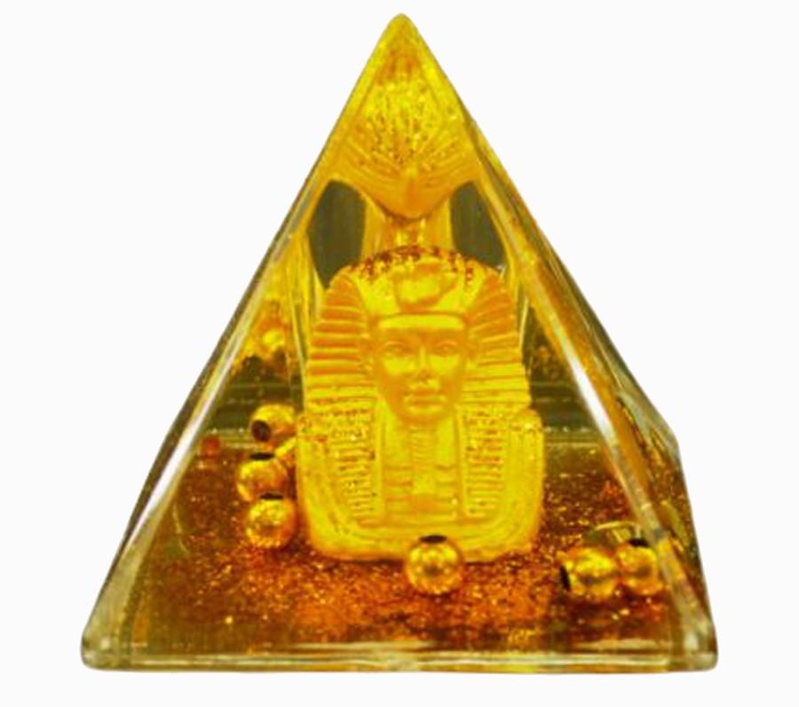 Pirâmide Tutankamon Porta Caneta Importação  - Arrivo Mobile