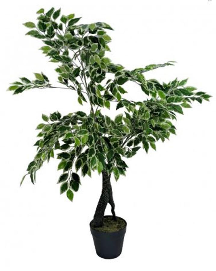 Planta Artificial Ficus 120cm  - Arrivo Mobile