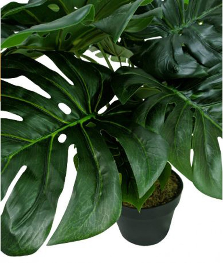 Planta artificial MONSTERA 60cm - Arrivo Mobile