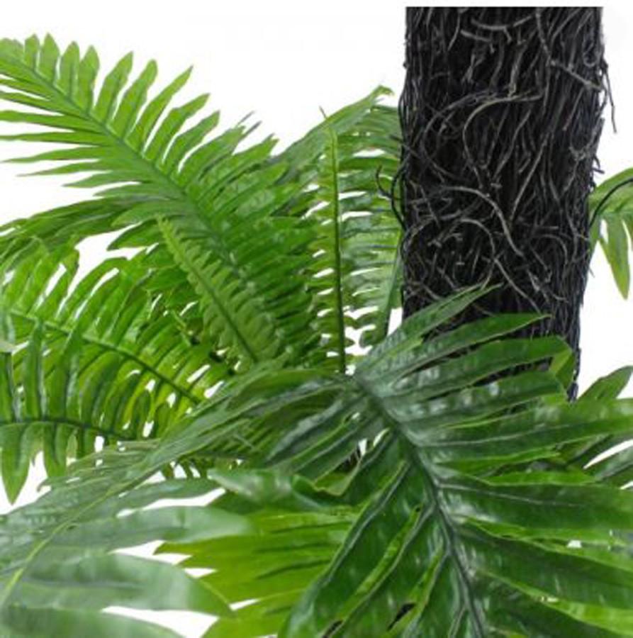 Planta Artificial Palmeira Xaxim 120cm  - Arrivo Mobile