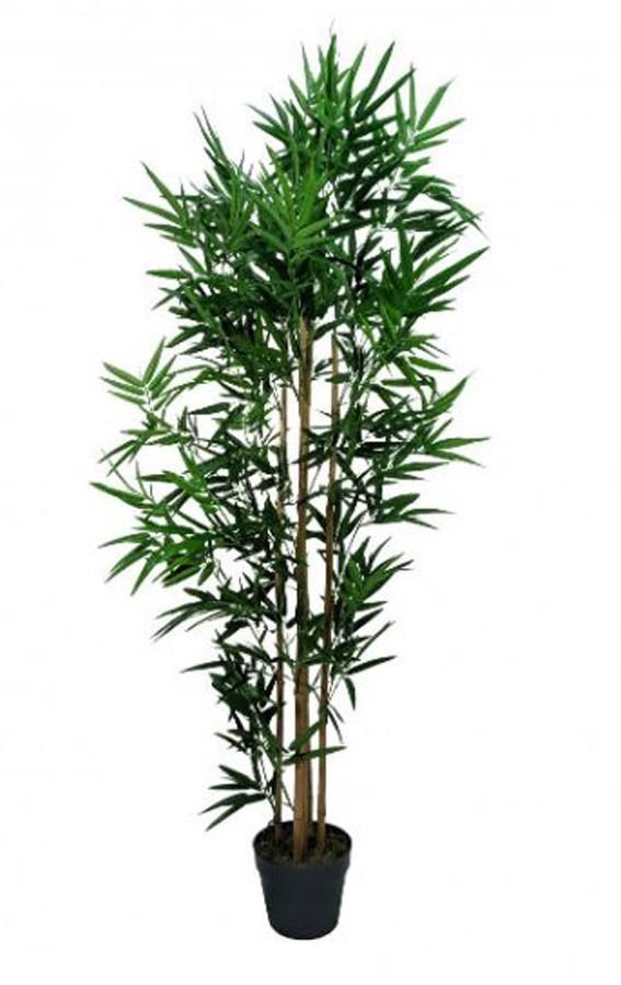Planta Artificial Bamboo 155cm  - Arrivo Mobile