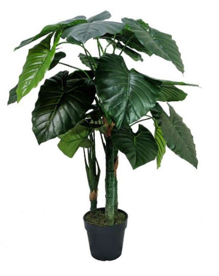 Planta Artificial Taro 120cm  - Arrivo Mobile