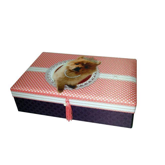 Porta Jóias Pet Pop Cachorro  - Arrivo Mobile
