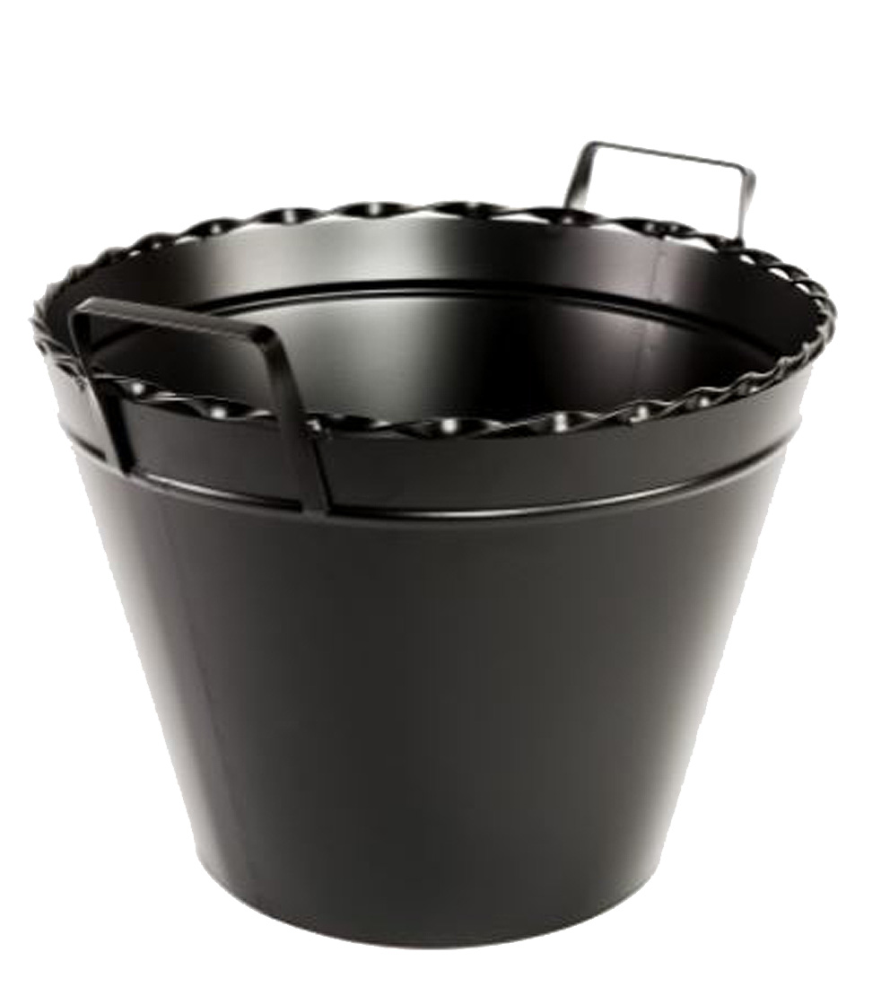 Porta lenha tipo tacho/balde  - Arrivo Mobile