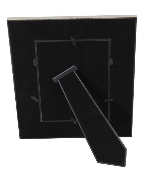 Porta Retrato 13x18 Seda Big Ben Azul 27x22x1cm  - Arrivo Mobile