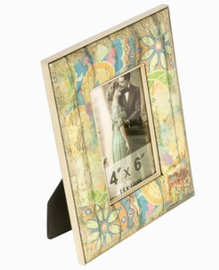 Porta Retrato Elefante Vermelho (10x15)  - Arrivo Mobile