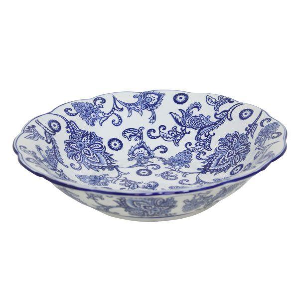 Prato De Porcelana Oldway  - Arrivo Mobile
