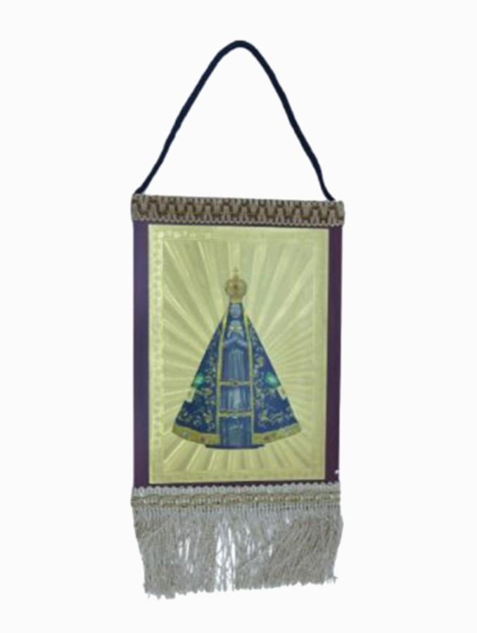 Quadro Enfeite Decorativo Nossa Senhora Aparecida  - Arrivo Mobile
