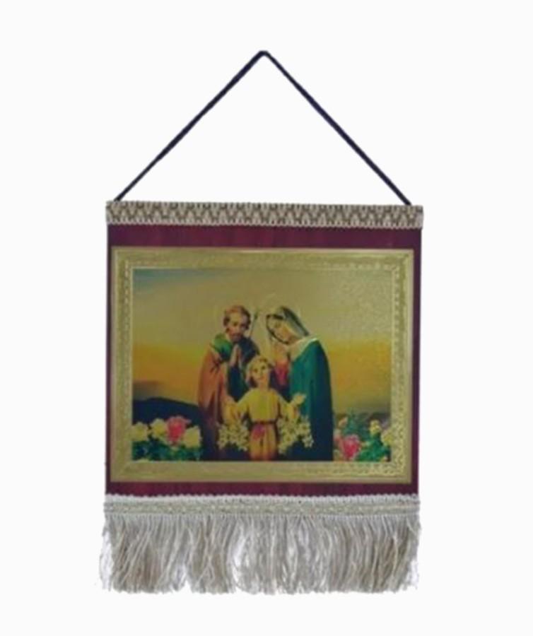 Quadro Enfeite Sagrada Família  - Arrivo Mobile