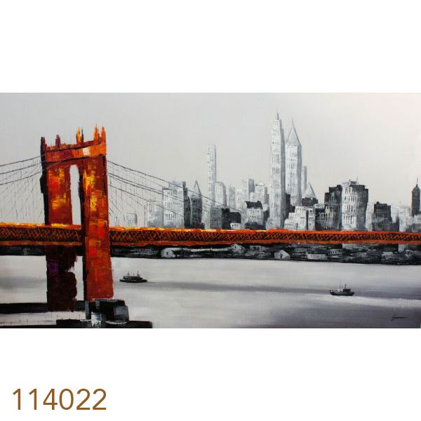 Quadro Ponte Do Brooklyn  - Arrivo Mobile