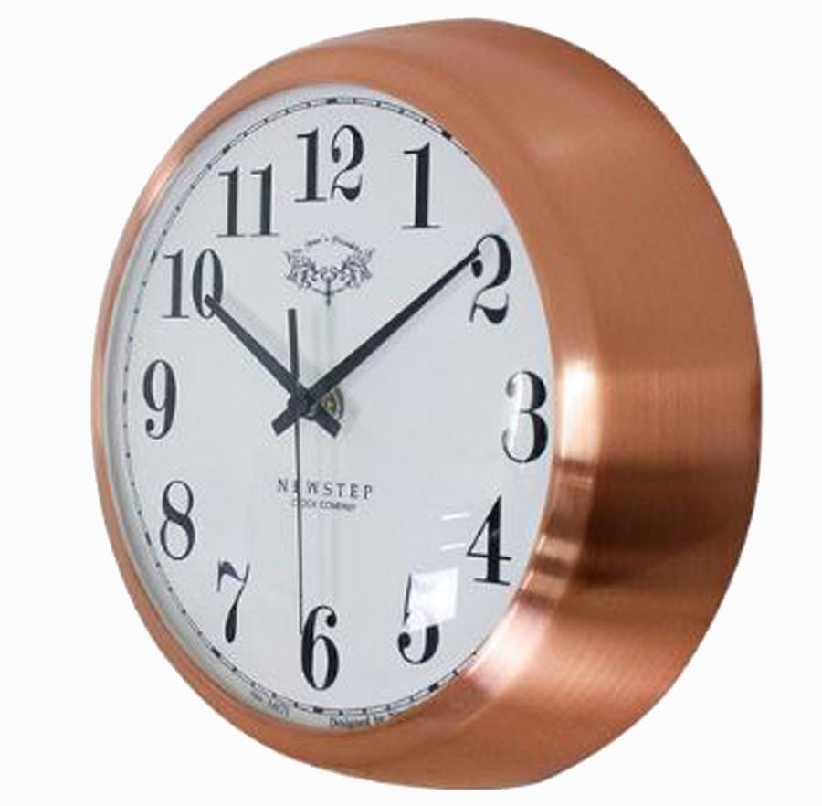 Relógio De Parede Anne Rose G  - Arrivo Mobile