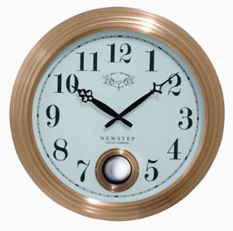 Relógio De Parede Edith Rose G  - Arrivo Mobile