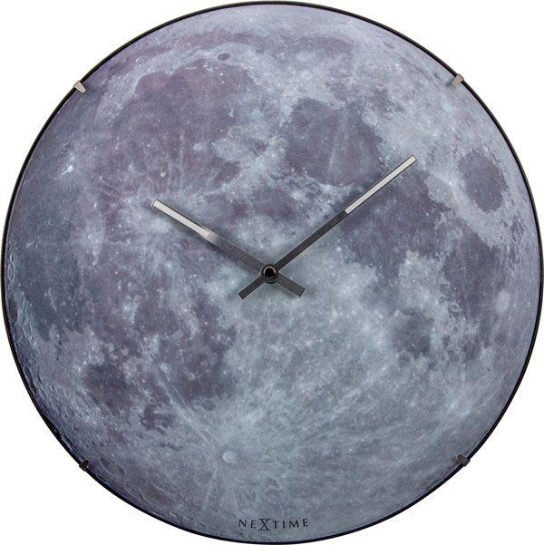 Relogio De Parede Moon Nextimed 35Cm Nextime  - Arrivo Mobile