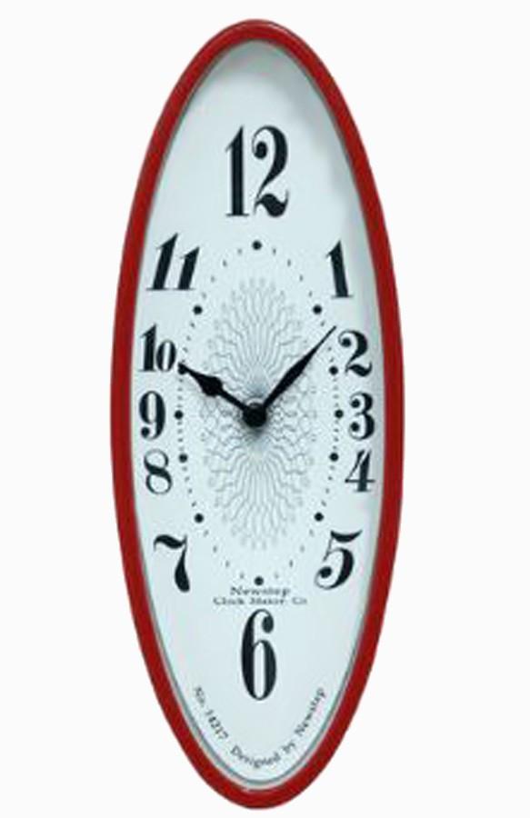 Relógio De Parede Paty Red  - Arrivo Mobile