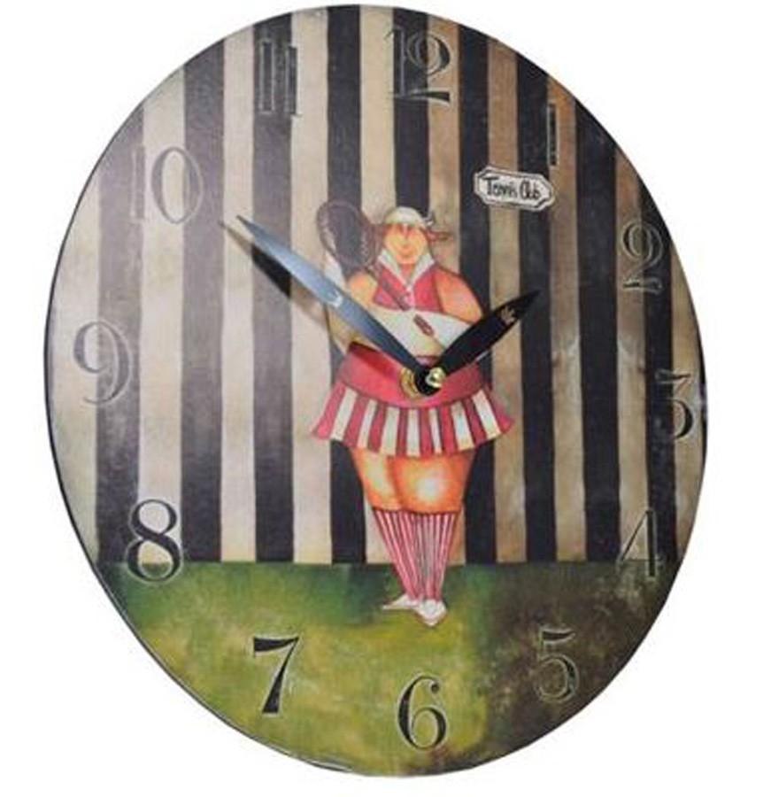 Relógio Gordinha Black  - Arrivo Mobile