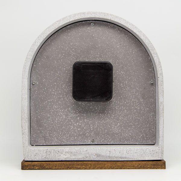 Relogio Mesa Concrete Love  Nextime  - Arrivo Mobile