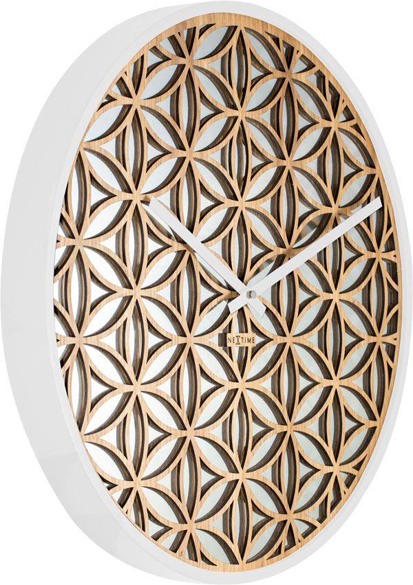 Relógio Parede Bella Mirror Nextime  - Arrivo Mobile