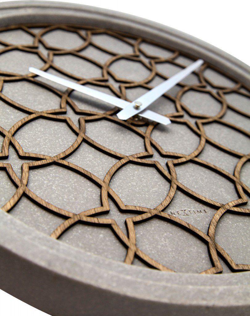 Relógio Parede Concrete Love Nextime  - Arrivo Mobile