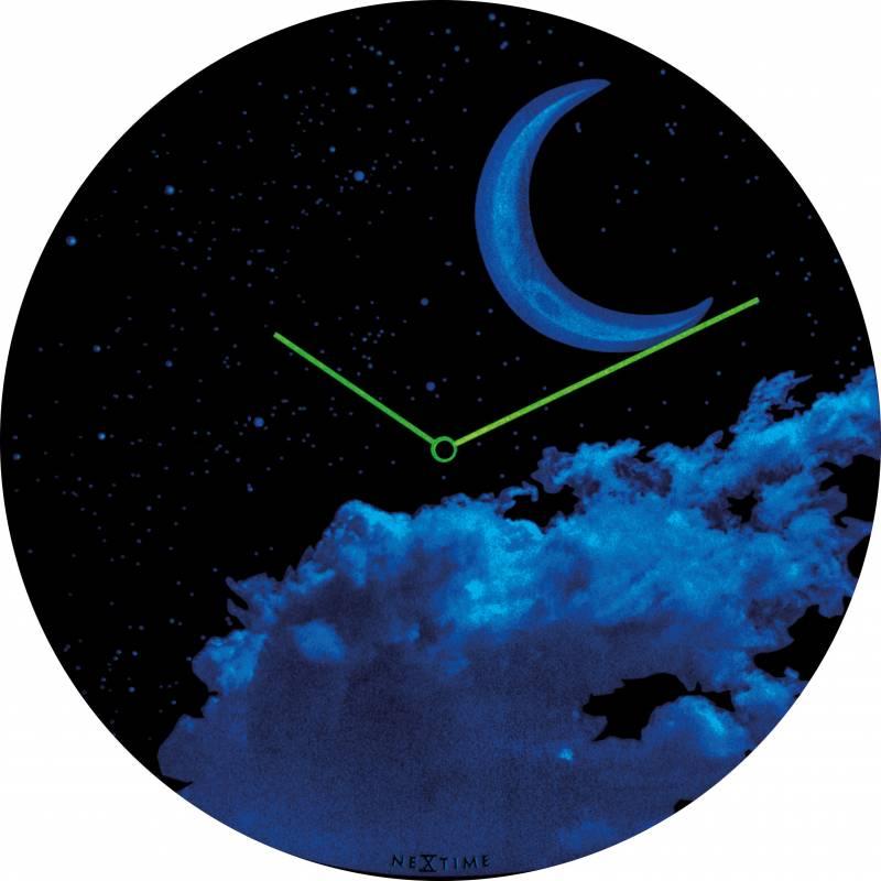 Relógio Parede Noite Nextime  - Arrivo Mobile