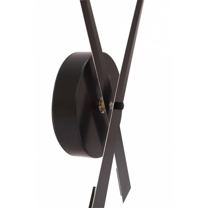 Relógio Parede Silver  Nextime  - Arrivo Mobile