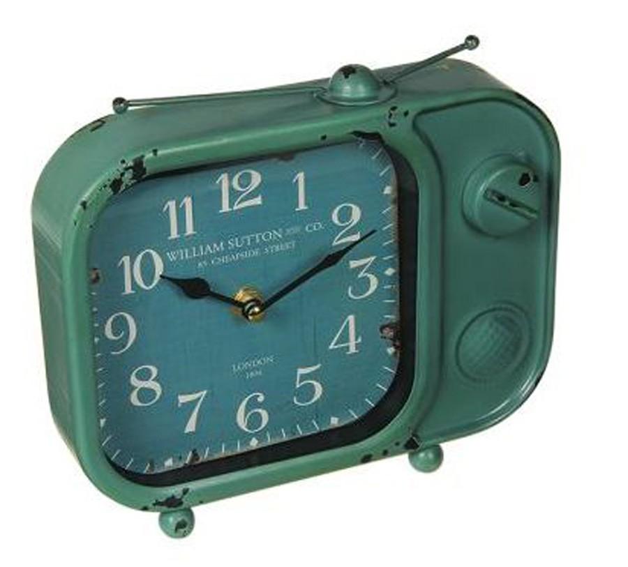 Relógio Tv Blue  - Arrivo Mobile