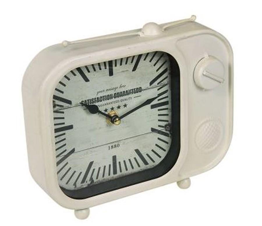 Relógio Tv White  - Arrivo Mobile