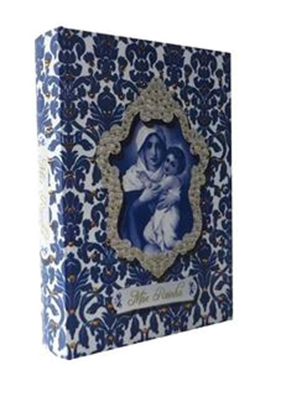 Royal Premium - Livro Caixa Mãe Rainha 24x15x4cm  - Arrivo Mobile
