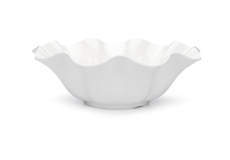 Saladeira Flower Branca 5,6 Litros  - Arrivo Mobile