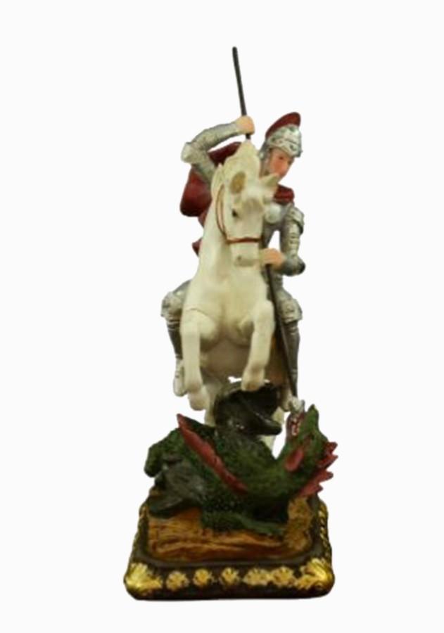 Estatua Imagem de São Jorge  - Arrivo Mobile