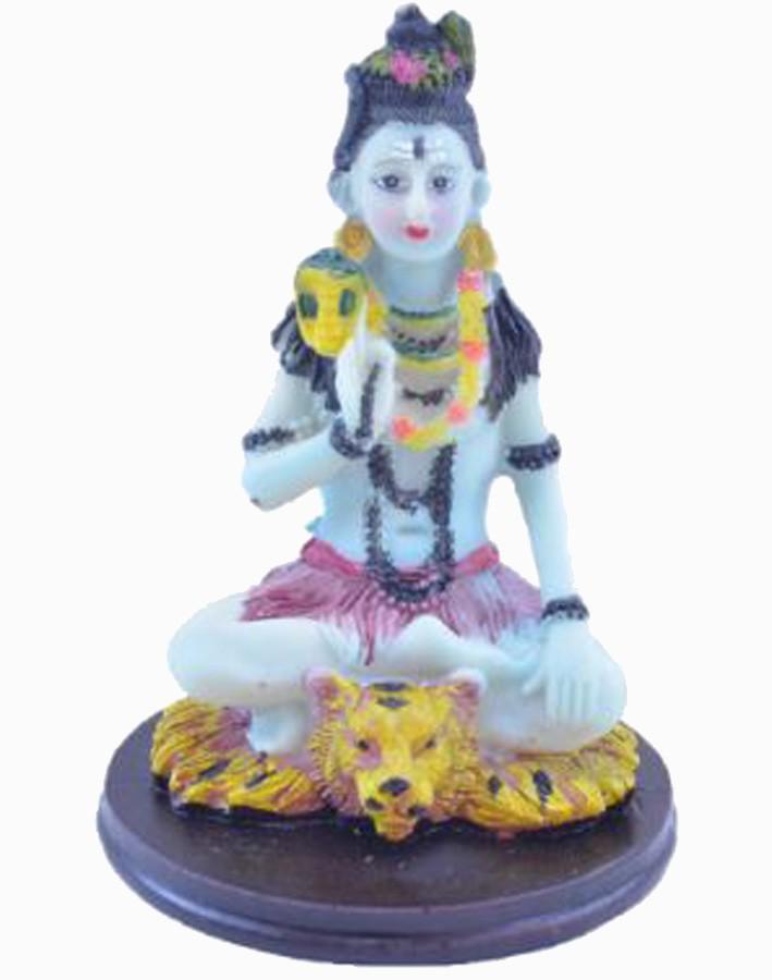 Estatua Imagem de Shiva De Resina Importado  - Arrivo Mobile