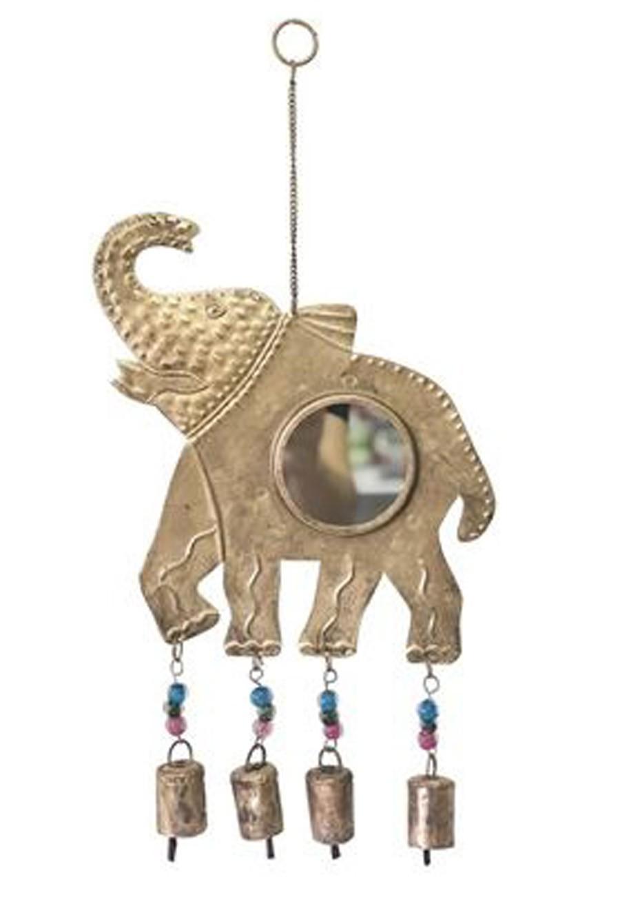 Sino Elefante Com Espelho 58x26x3cm  - Arrivo Mobile