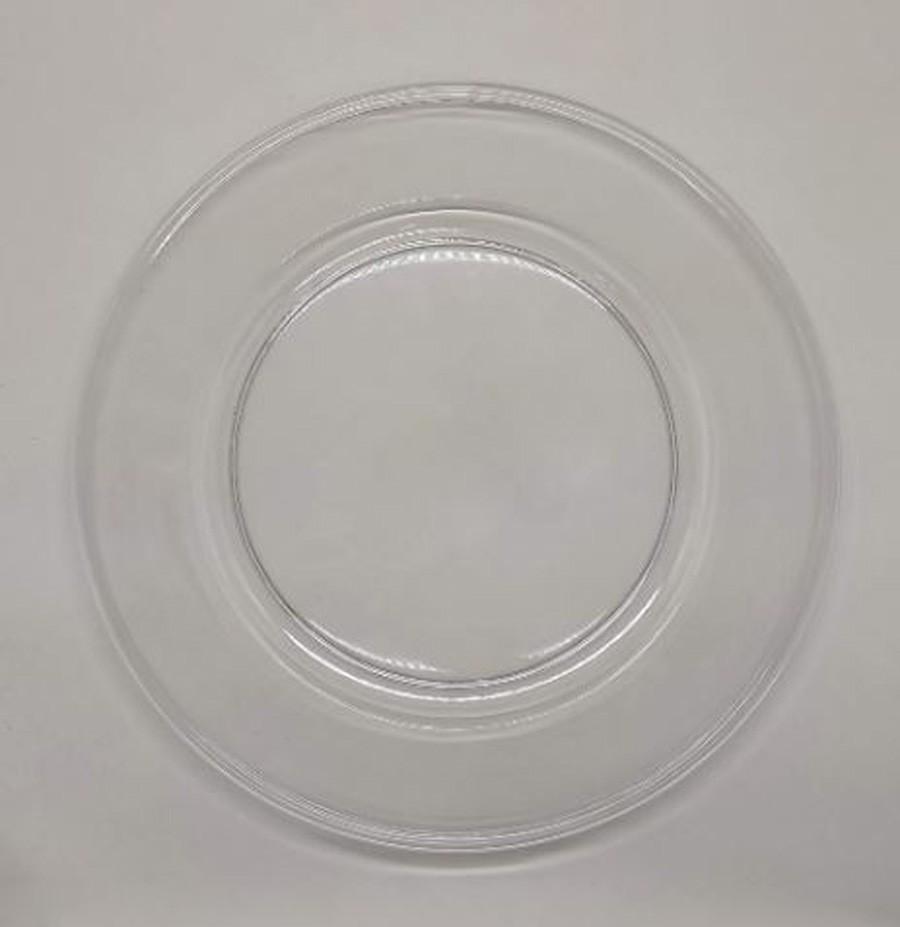Sousplat Redondo Requinte Cristal 33cm - 1162  - Arrivo Mobile