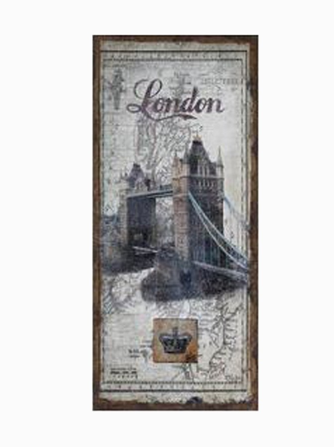 Tela Antique London Bridge Linho  - Arrivo Mobile