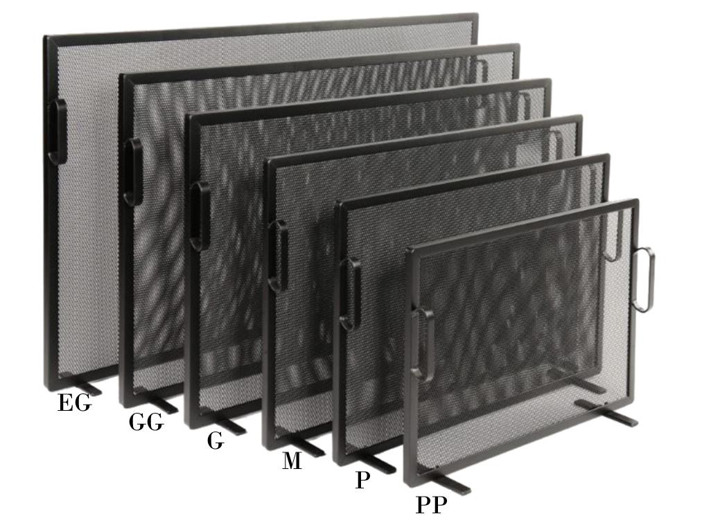 Tela de proteção PP para lareira  - Arrivo Mobile