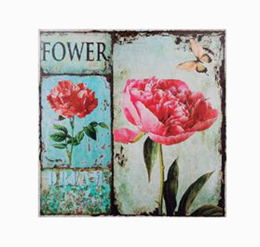 Tela Impressa Flower Dream  - Arrivo Mobile